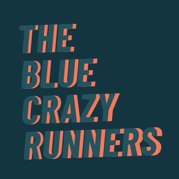The Blue Crazy Runners