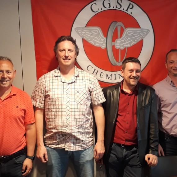 CGSP - Cheminots