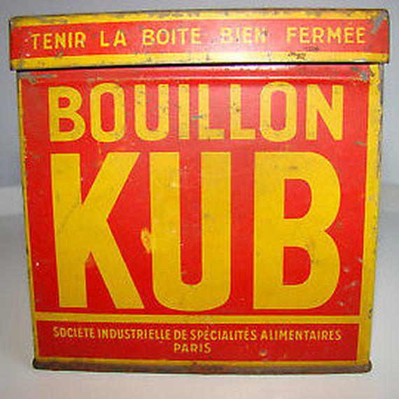 Le carré de Bouillon