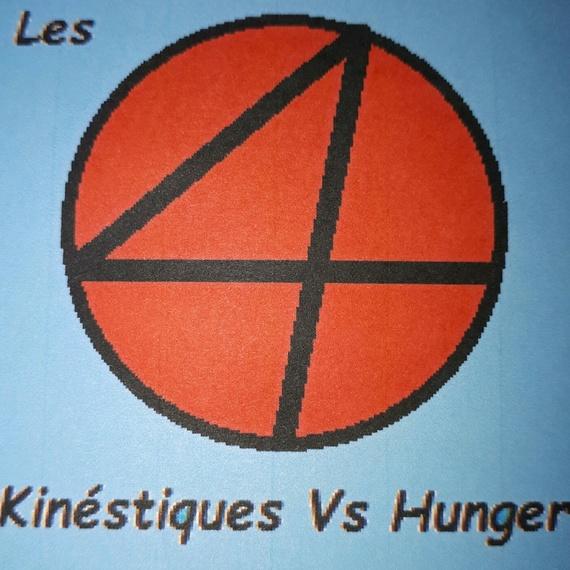 Les 4 kinéstiques Vs hunger